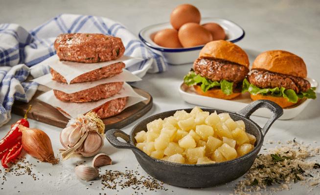 Food Innovations photoshoot by RW Marketing